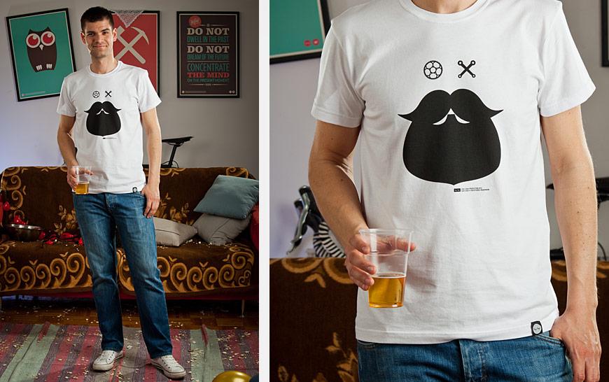 kaos-polos-hipster