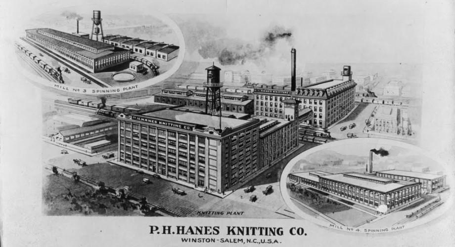 hanes-factory